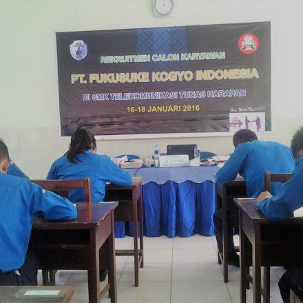 Rekruitment PT Fukusuke Kogyo Indonesia